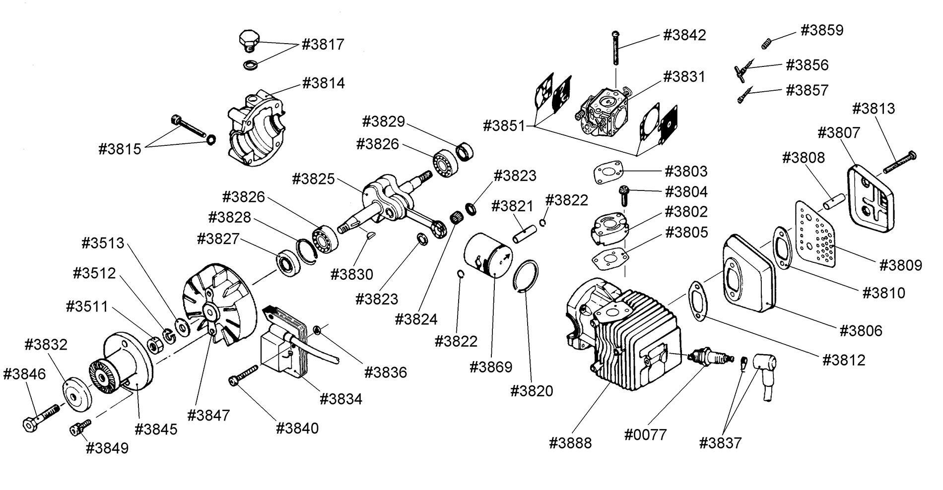 Ersatzteile ZG 38