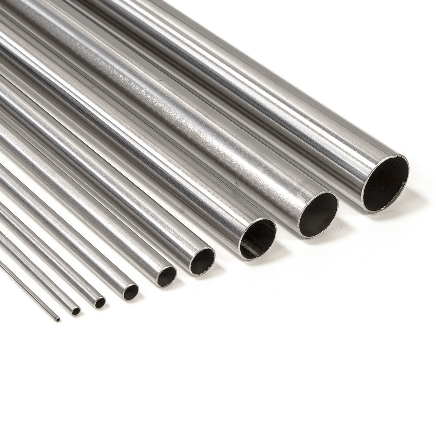 Thinwall stainless steel tubing
