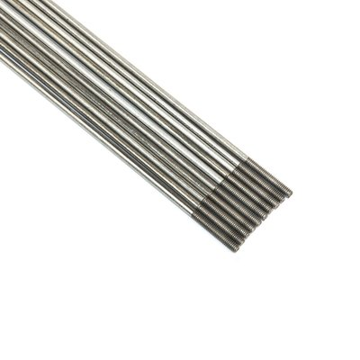 10 Rolled threaded Rods D.2x180mm