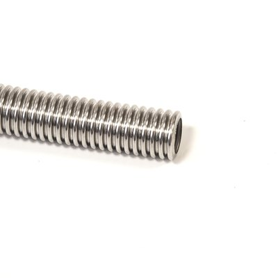 Corrugated stainless steel hose D=16 mm