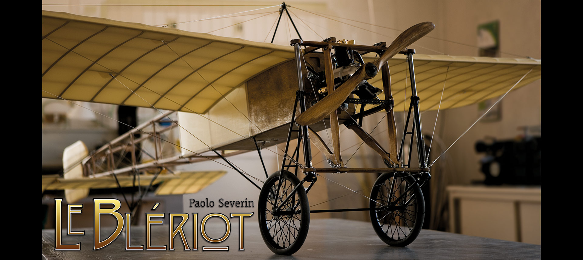 Paolo Severin Bleriot