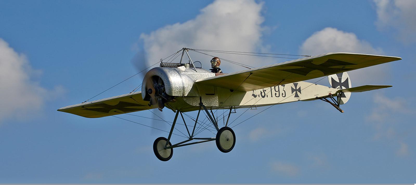 Paolo Severin Fokker E.I